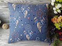 Подушка ловец снов,  35 см * 35 см