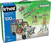 Конструктор KNEX 100 моделей