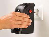 Портативный керамический тепловентилятор Handy Heater, Комнатный обогреватель в розетку, В наличии