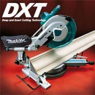 Новые технологии от компании Makita - DXT (глубокая точная распиловка)