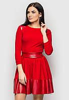 """Платье """"DIANA"""" красное"""