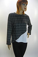 Жіноча трикотажна кофта,блуза з люрексом  Estasi