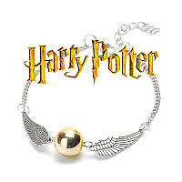 Браслет снитч из Гарри Поттера
