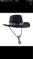 Ковбойская шляпа детская