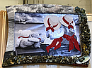 Схема для вышивания бисером Волшебство детства, фото 3