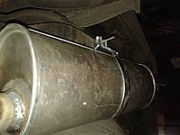 Глушитель на Опель Астра, фото 1