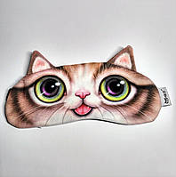 Маска для сна Кошка