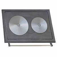Чугунная варочная плита для печи SVT 301 460х700 мм