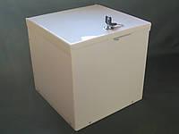 Ящик для пожертвований 250*250*250 белый