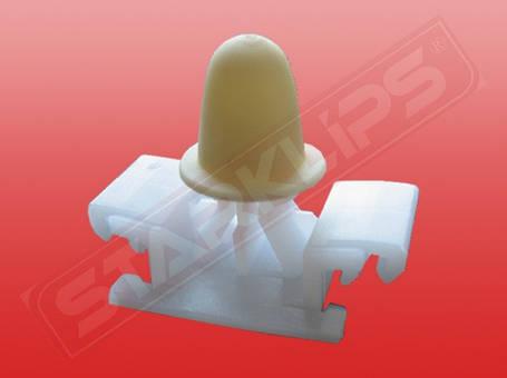 Кліпса кріплення бічної накладки на БМВ, фото 2