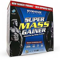 Гейнер Dymatize Super Mass Gainer (5,4 kg)