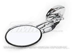 Зеркала овал фигурная ножка  ( 10 резьба )