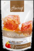 Нектар Мыло жидкое дой пак «Мёд с молоком»,500 мл (4820091144997)