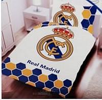 Детское постельное белье для мальчиков Real Madrid оптом.