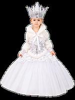 Карнавальный детский костюм Снежная Королева