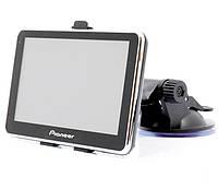 Автомобильный GPS навигатор 5'' E6 BLUETOOTH AV