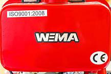 Мотоблок дизельний WEIMA WM1100A КМ (6 к. с., 2+1 шв., 4.00-10), фото 2