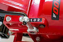 Мотоблок дизельний WEIMA WM1100A КМ (6 к. с., 2+1 шв., 4.00-10), фото 3