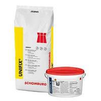Эластичный клей для плитки UNIFIX-2K/6 59 кг