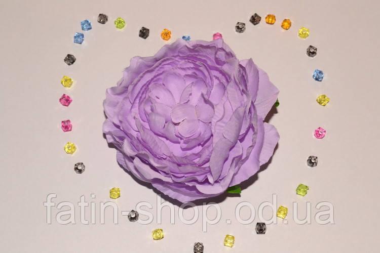 Головка Камелии цв.сиреневый