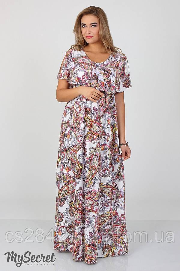 Сукня для вагітних та годуючих (платье для беремених и кормящих) Paradise  DR-27.072 2025c4560820c