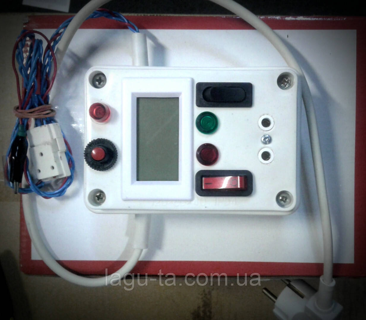 Прибор для проверки мотор -компрессора в любом холодильном оборудовании