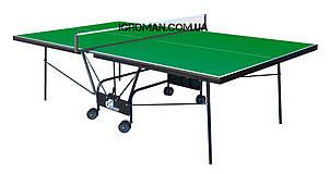 Теннисный стол Gk-5/Gp-5 для закрытых помещений, ракетки и мячики в подарок!, фото 2