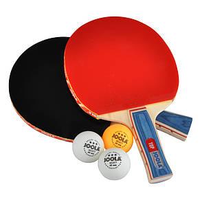 Тенісний стіл G-street 1 вуличний, ракетки і м'ячики в подарунок!, фото 3