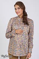 Блузка для вагітних і годуючих (рубашка для беременных и кормящих) Noni BL-36.031