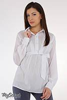 Блузка для вагітних і годуючих (рубашка для беременных и кормящих) Bridgit BL-15.021