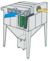 Кассетный фильтр типа FT c регенерацией.