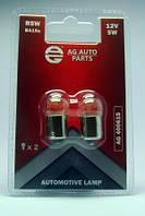 Лампа Alpha Global AG40061S А12-5 (комплект 2шт)