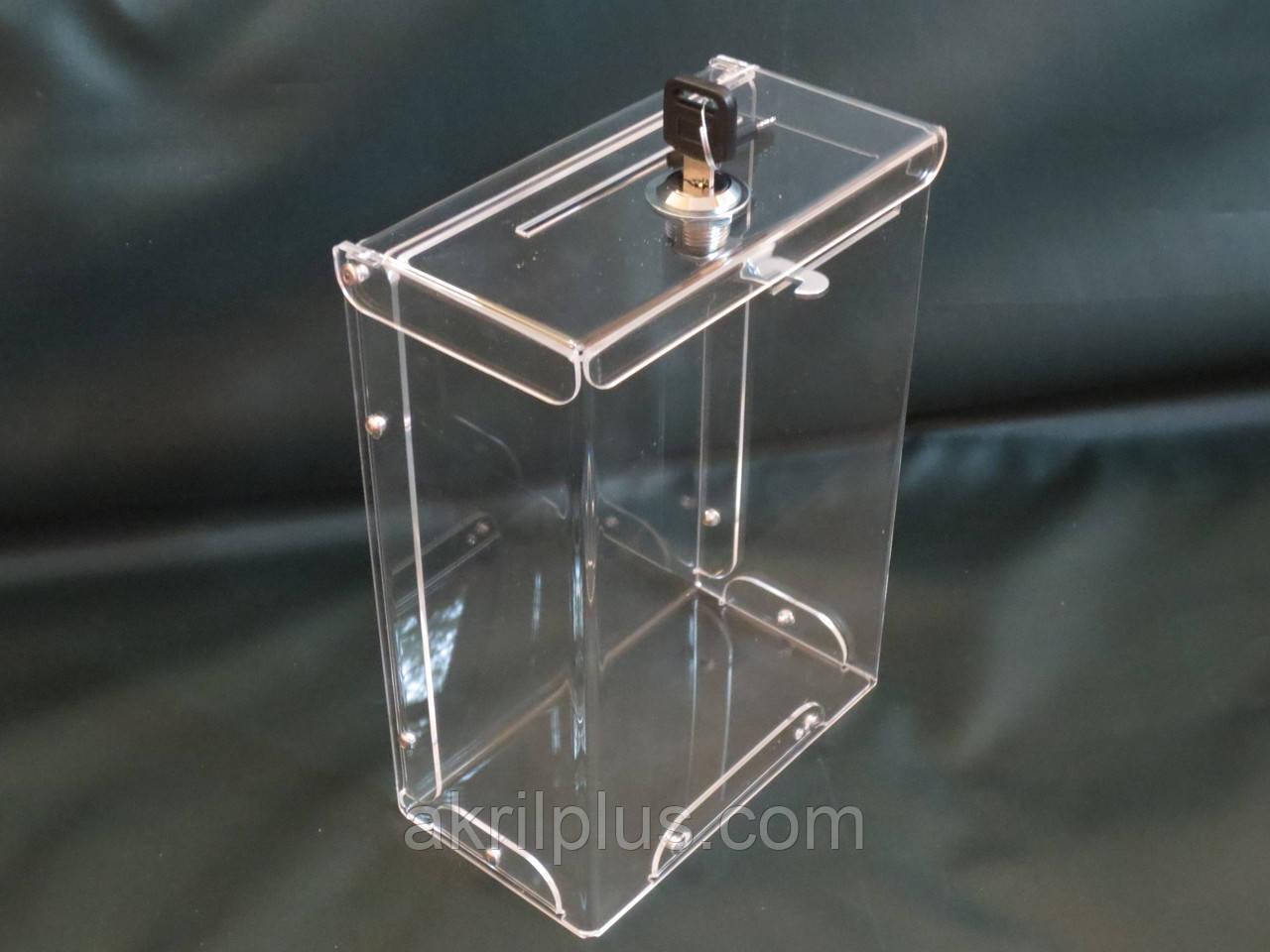 Ящик для сбора пожертвований 170*150*70