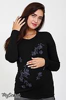 Лонгслів для вагітних (Лонгслив для беременных) Muriel LS-46.021