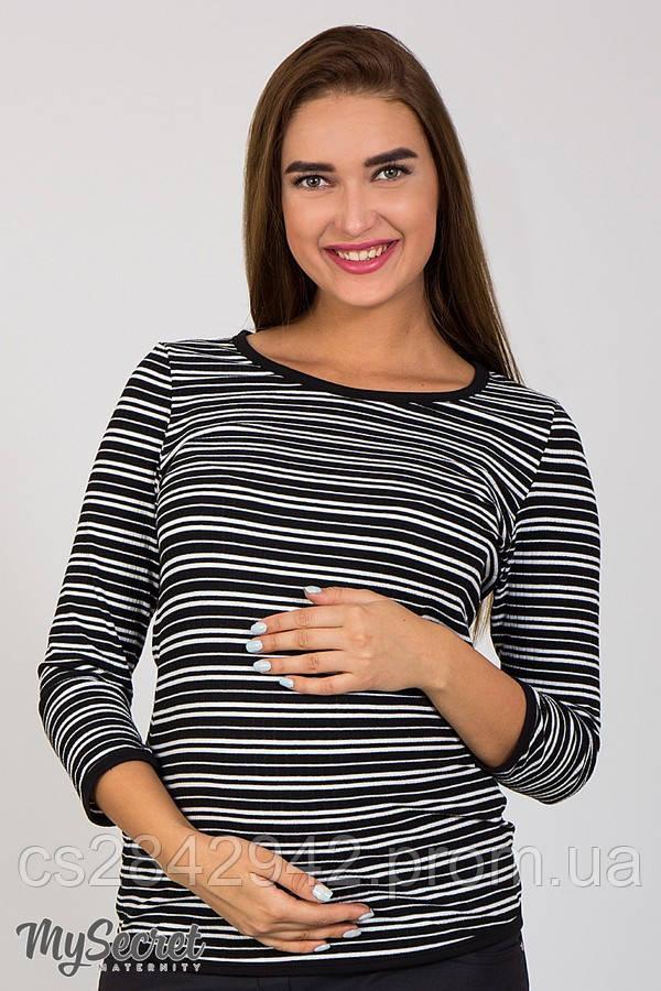 Лонгслів для вагітних (Лонгслив для беременных) Ulla LS-37.011