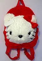 """Рюкзак-игрушка детский мягкий """" Hello Kitty """""""