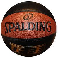 Мяч баскетбольный PU №7 SPLD 74489Z TF-33 I/O SZ7 COMP