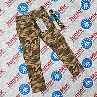 GRACE подростковые котоновые камуфляжные брюки для мальчиков оптом