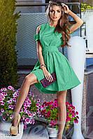Интригующее пышное платье Gepur 21327