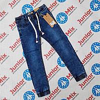 Подростковые джинсы для мальчиков на манжете оптом GRACE, фото 1