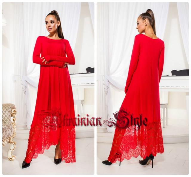 Длинные платья и сарафаны. Размеры 42-50.