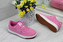 Кроссовки Reebok Workout Classica,замшевые,розовые, фото 3