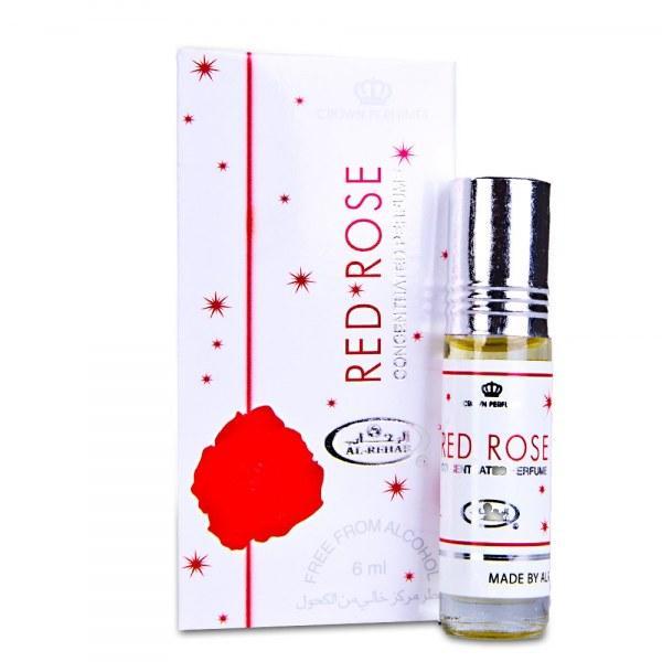 Масляные духи RED ROSE от Al Rehab. Сладкий, цветочный, яркий, с нежными пудровыми нотками и мускусными тонами
