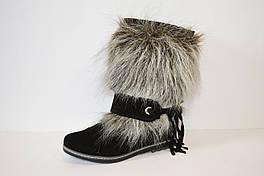 Ботинки женские зимние Kluchini