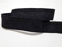 Брючная тесьма (черная) 50м