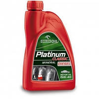 Моторное масло 15W-40 Orlen Platinum Classic Diesel Mineral, 1 литр