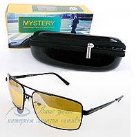 Очки для водителей MYSTERY 6618 (линзы cтекло)