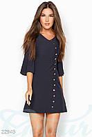 Короткое демисезонное платье Gepur 22945