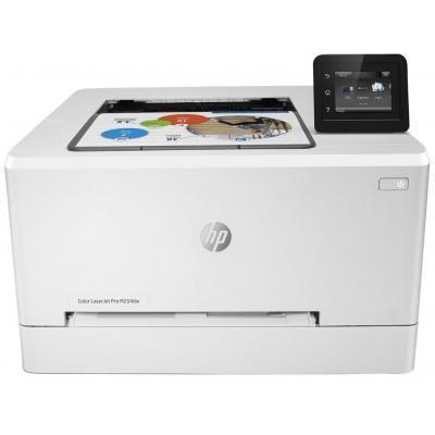 Лазерный принтер HP Color LaserJet Pro M254dw c Wi-Fi (T6B60A) 2