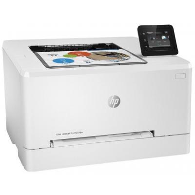 Лазерный принтер HP Color LaserJet Pro M254dw c Wi-Fi (T6B60A) 3